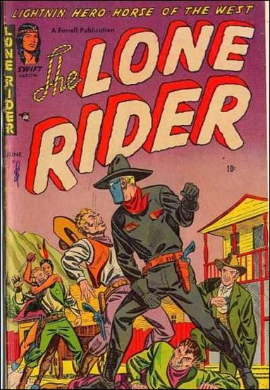 Lone Rider 8-A by Superior