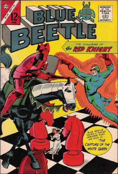 Blue Beetle (1964) 5-A by Charlton