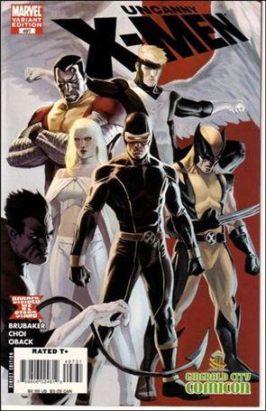 Uncanny X-Men (1981) 497-D