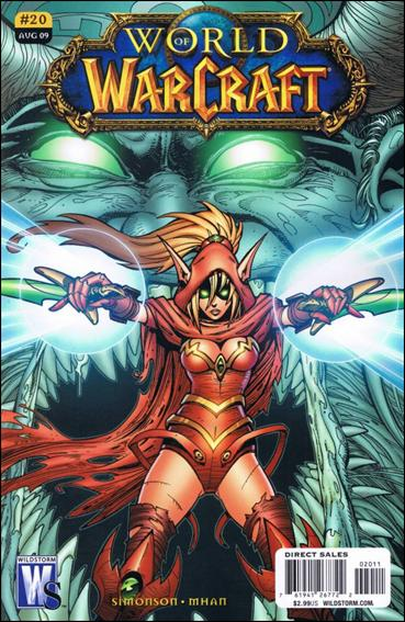 World of Warcraft 20-A by WildStorm