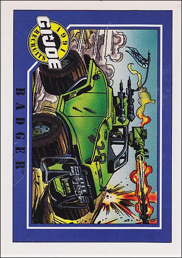 G.I. Joe (Base Set) 111-A by Impel