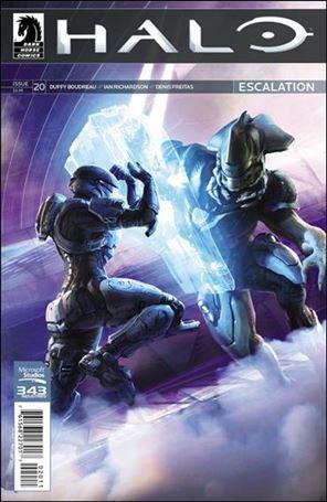 Halo: Escalation 20-A