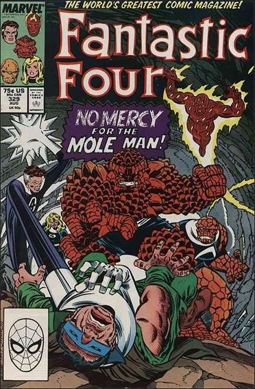 Fantastic Four (1961) 329-A by Marvel
