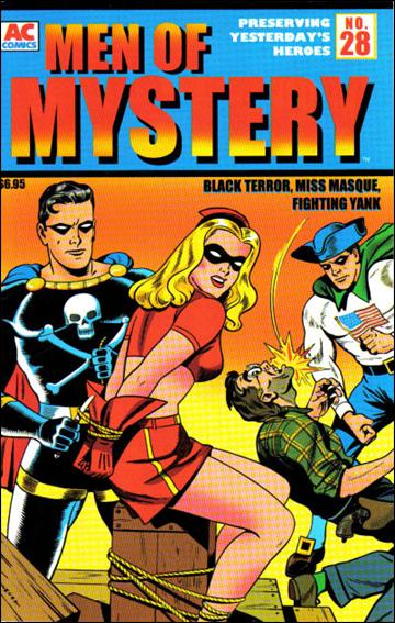 Men of Mystery 28-A by AC
