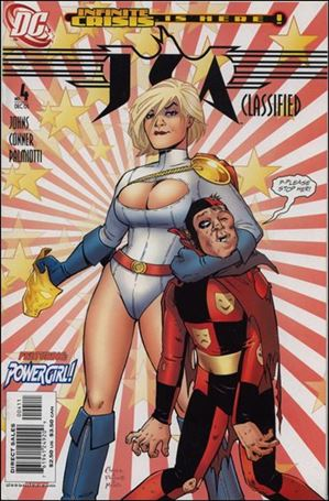 JSA: Classified 4-A