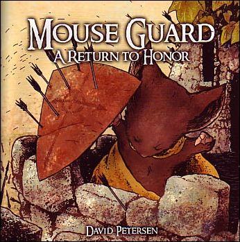 Mouse Guard  6-A by Archaia Studios Press