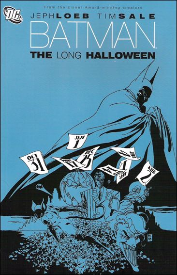 Batman: The Long Halloween 1-H by DC