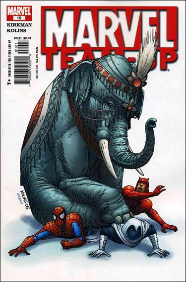Marvel Team-Up (2005) 10-A by Marvel