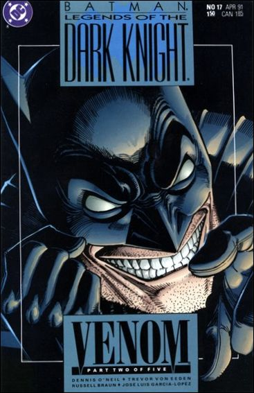 Batman: Legends of the Dark Knight 17-A by DC