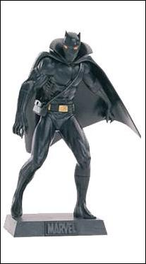 Classic Marvel Figurine Collection (UK) Black Panther by Eaglemoss Publications