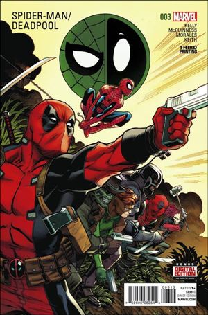 Spider-Man/Deadpool 3-E