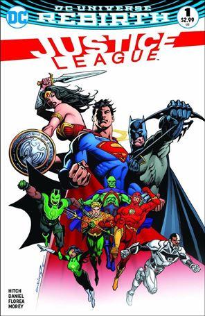 Justice League (2016) 1-P