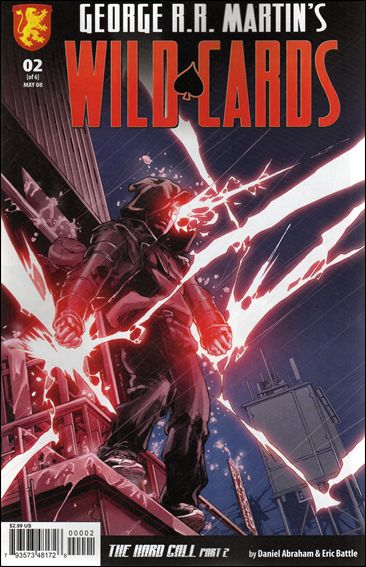 George R.R. Martin's Wild Cards: The Hard Call 2-A by Dabel Brothers (DB) Productions