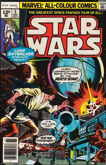 Star Wars (1977) 5-C by Marvel