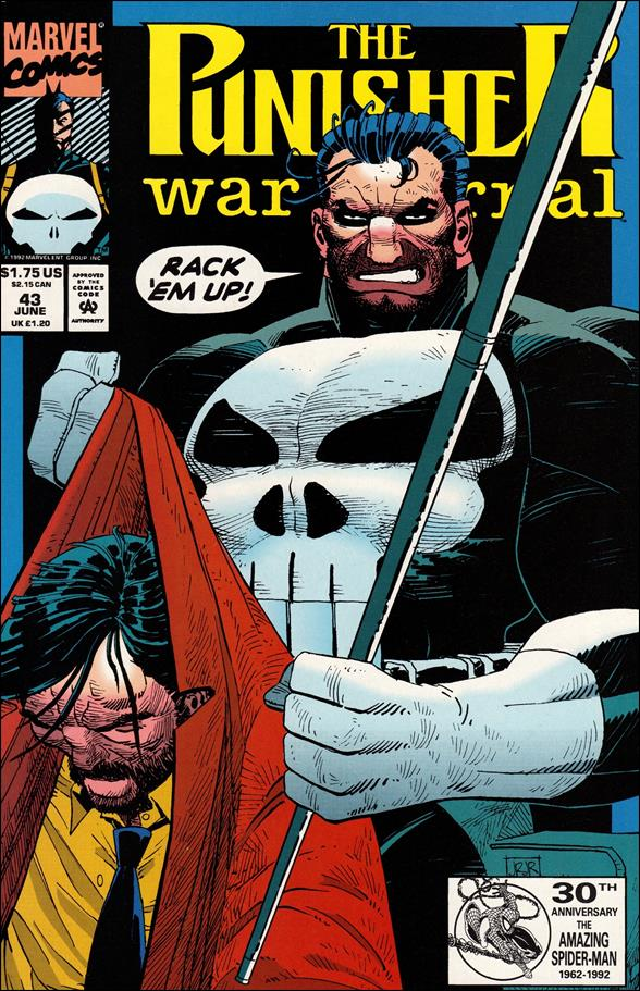 Punisher War Journal (1988) 43-A by Marvel