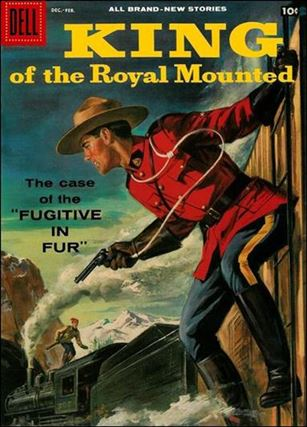 King of the Royal Mounted 27-A