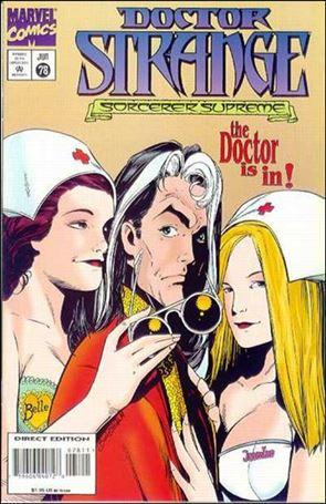Doctor Strange, Sorcerer Supreme 78-A