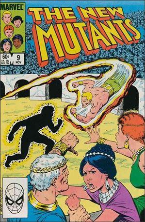 New Mutants (1983) 9-A