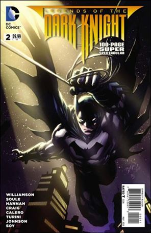 Legends of the Dark Knight 100-Page Super Spectacular 2-A