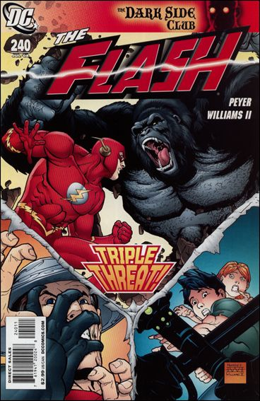 Flash (1987) 240-A by DC