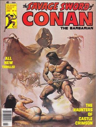 Savage Sword of Conan (1974) 12-A