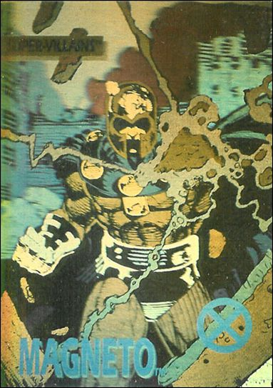 X-Men: Series 1 (Hologram Subset) XH-4-A by Impel