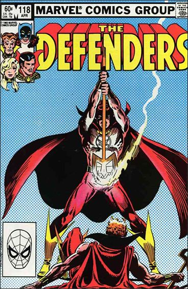 Defenders (1972) 118-A by Marvel