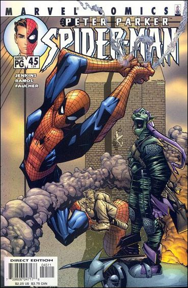 Peter Parker: Spider-Man 45-A by Marvel