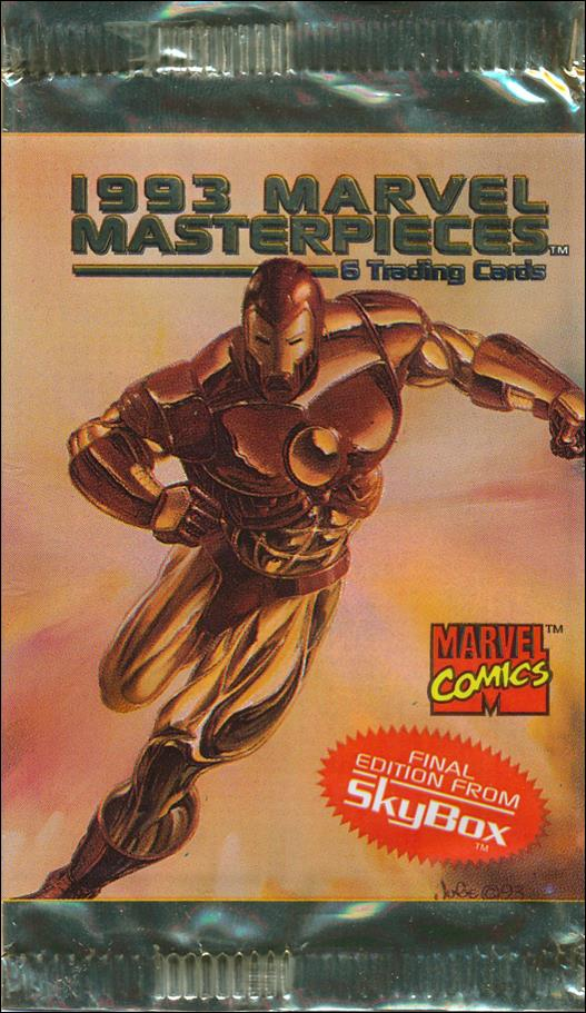 1993 Marvel Masterpieces 2-A by SkyBox