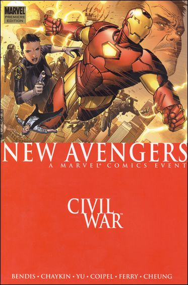 New Avengers (2005) 5-A by Marvel