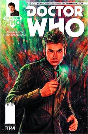 Doctor Who: The Tenth Doctor 1-A