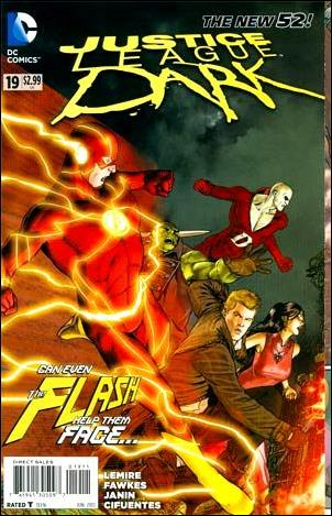 Justice League Dark 19-A by DC