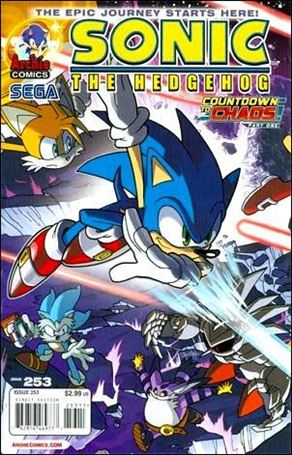 Sonic the Hedgehog (1993) 253-A