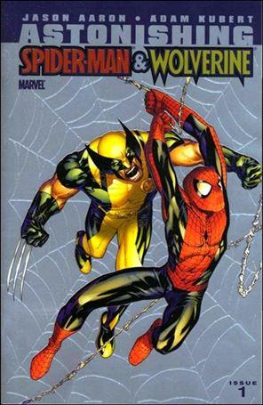 Astonishing Spider-Man & Wolverine 1-B