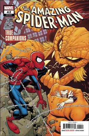 Amazing Spider-Man (2018) 42-A