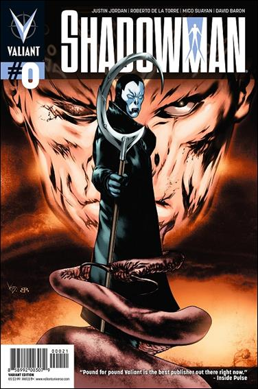 Shadowman (2012) 0-B by Valiant Entertainment