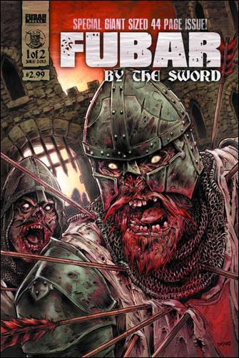 Fubar: By the Sword 1-A by FUBAR Press