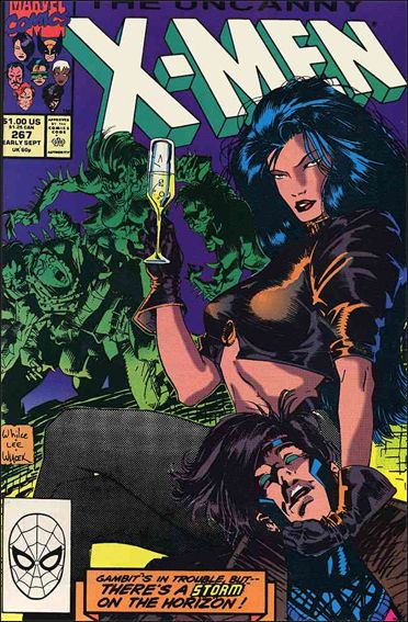 Uncanny X-Men (1981) 267-A by Marvel