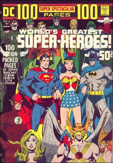 DC 100-Page Super Spectacular 6-A by DC