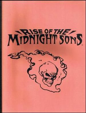 Rise of the Midnight Sons: Marvel Comics Preview 1-A by Marvel