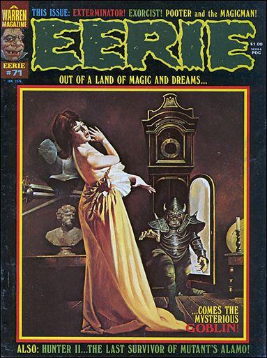 Eerie 71-A by Warren