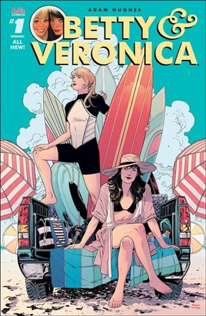 Betty and Veronica (2016) 1-G