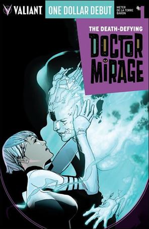 Death-Defying Doctor Mirage 1-E