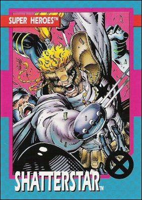 X-Men: Series 1 (Base Set) 30-A by Impel