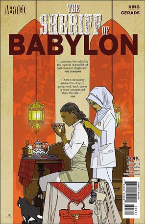 Sheriff of Babylon 3-A