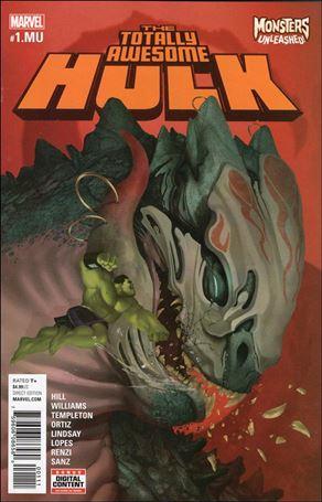 Totally Awesome Hulk 1.MU-A