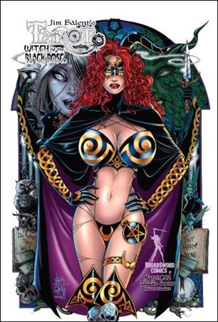 Tarot: Witch of the Black Rose 92-C