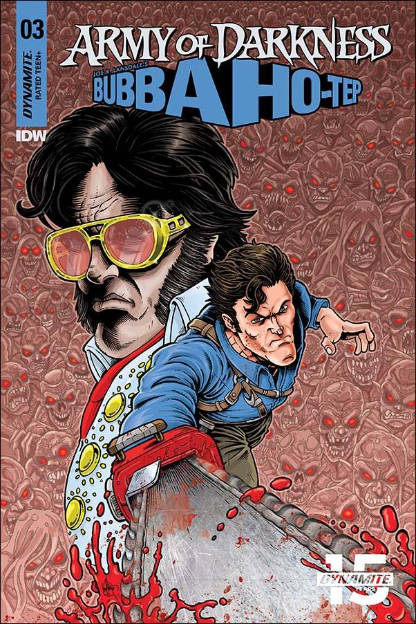 Army of Darkness/Bubba Ho-Tep 3-D by Dynamite Entertainment