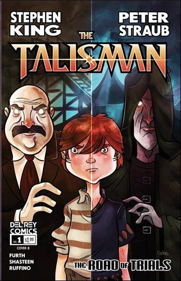 Talisman: The Road of Trials 1-B by Del Rey