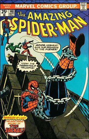 Amazing Spider-Man (1963) 148-A